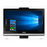 MSI PRO20EB 4BW All-in-One pC