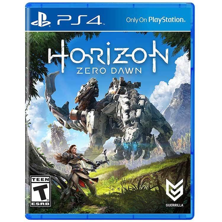 بازی کارکرده Horizon Zero Dawn برای PS4