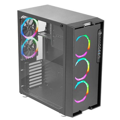 کیس کامپیوتر گرین Z۶ ARTEMIS RGB
