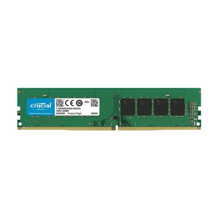 رم کامپیوتر Crucial DDR4 2666MHz ظرفیت 4GB