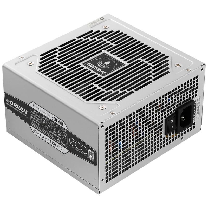 منبع تغذیه کامپیوتر گرین مدل Green GP400A-ECO