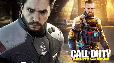 Call of Duty Infinite Warfare منتشر شد.