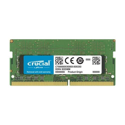 رم لپ تاپ کروشیال مدل DDR4 2666MHz ظرفیت 8 گیگابایت