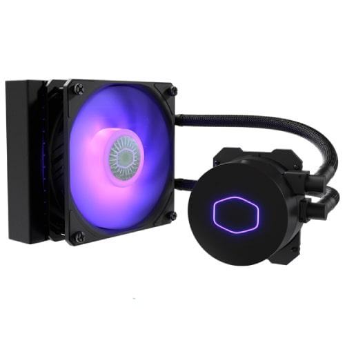 خنک کننده آبی کولر مستر Cooler Master MASTERLIQUID ML120L V2 RGB