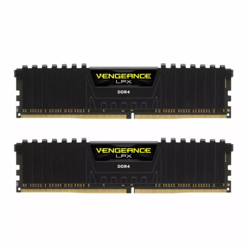رم کامپیوتر Corsair Vengeance LPX DDR4 3200MHz ظرفیت 32GB (2x16GB)