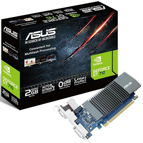 کارت گرافیک ایسوس Asus GT710-SL 2GB GDDR5