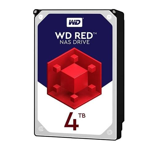 هارد دیسک اینترنال وسترن دیجیتال قرمز PRO ظرفیت 4 ترابایت