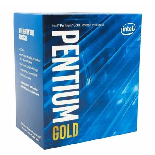 پردازنده اینتل مدل Intel Pentium Gold G6400