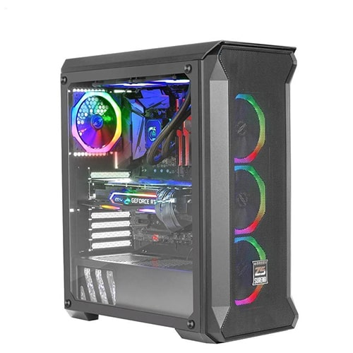 کیس کامپیوتر گرین Green Z5 Surena