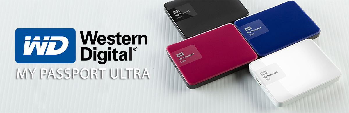 western digital my passport ultra premium External Hard Drive-1TB