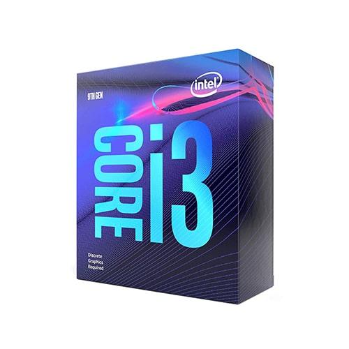 پردازنده اینتل مدل Intel Core i3-9100F Coffee Lake