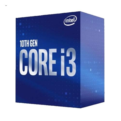 پردازنده اینتل مدل Intel Core i3 10100F Comet Lake