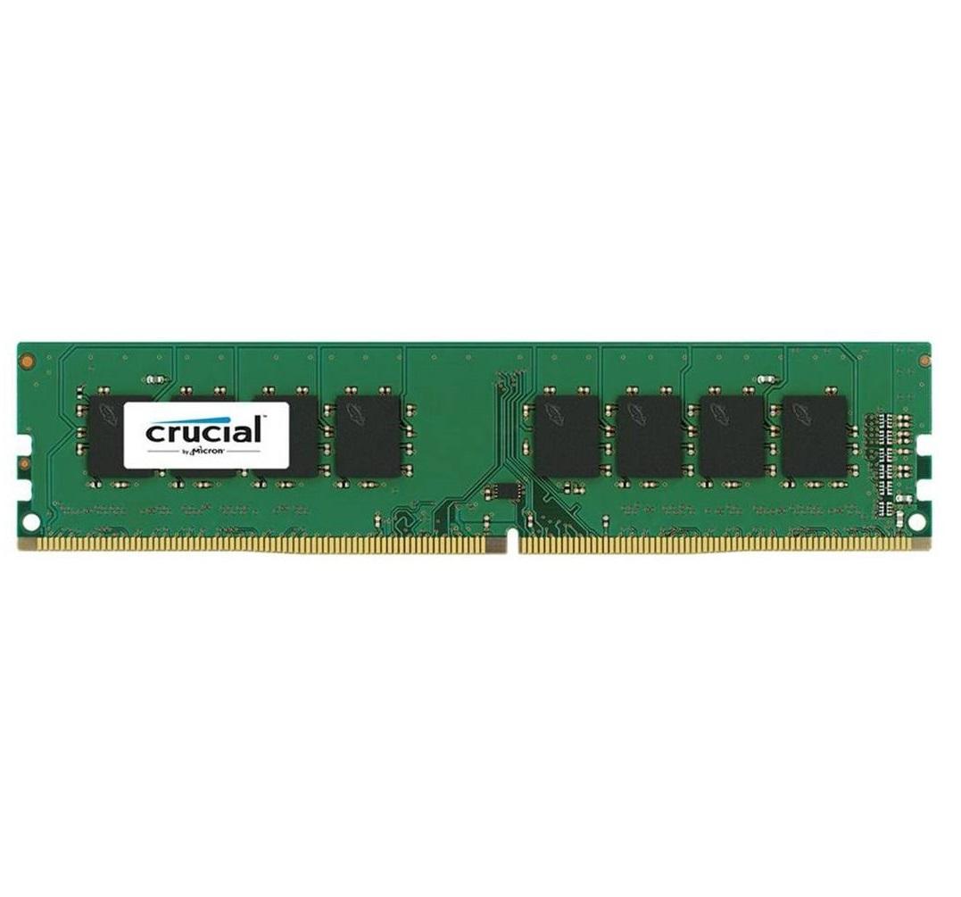 Crucial DDR4 2400MHz Desktop RAM - 8GB