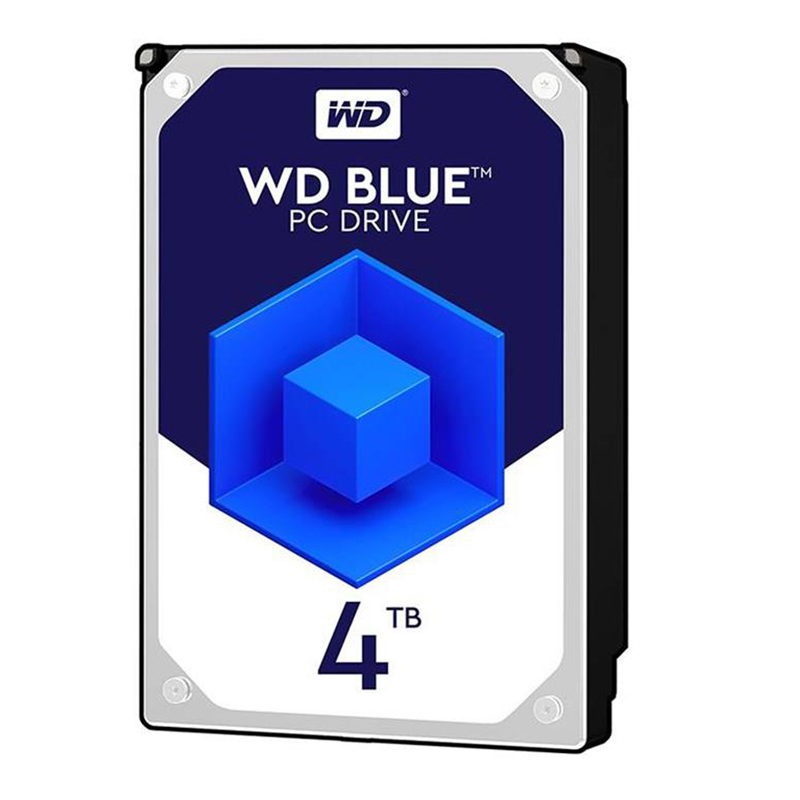 هارد Western Digital Blue Internal Hard Drive - 4TB