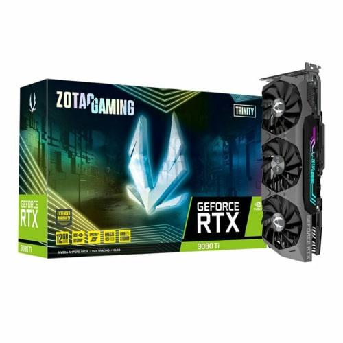 کارت گرافیک زوتاک مدل ZOTAC GAMING GeForce RTX 3080 Ti Trinity 12GB
