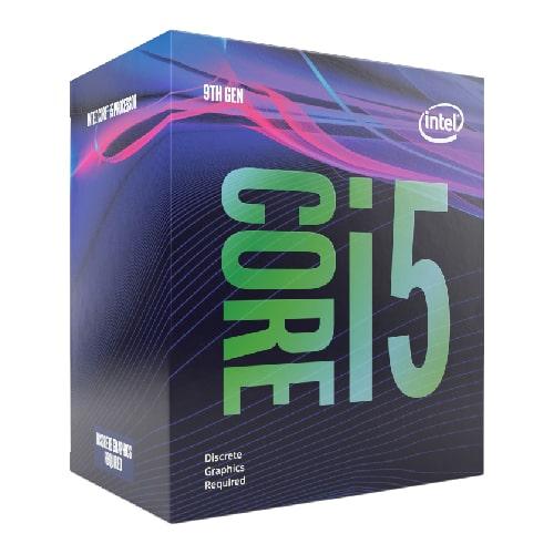 پردازنده اینتل مدل Intel Core i5-9400F Coffee Lake