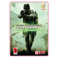 بازی کامپیوتری Call of Duty 4 Modern Warfare