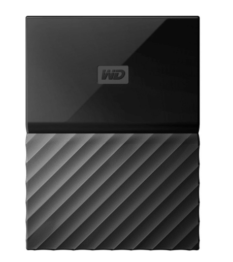 هارد اکسترنال WESTERN DIGITAL MY PASSPORT 2TB