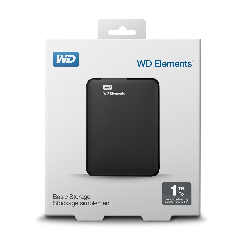 هارد اکسترنال Western Digital Element External Hard Drive 1TB