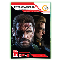 بازی کامپیوتری Metal Gear Solid V Ground Zeroes